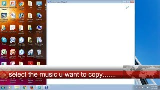 how to copy files from 0 bytes cd that contains music or audio to file manager.