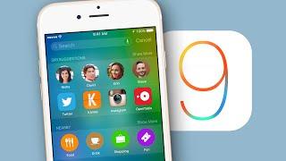 Полный обзор iOS 9 Beta 1