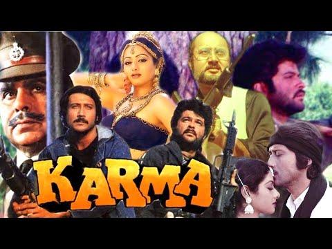 Download Karma Full Movie Story Dilip Kumar Sridevi