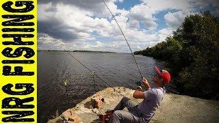 Рыбалка НА КАРАСЯ с ФИДЕРОМ | Мои снасти