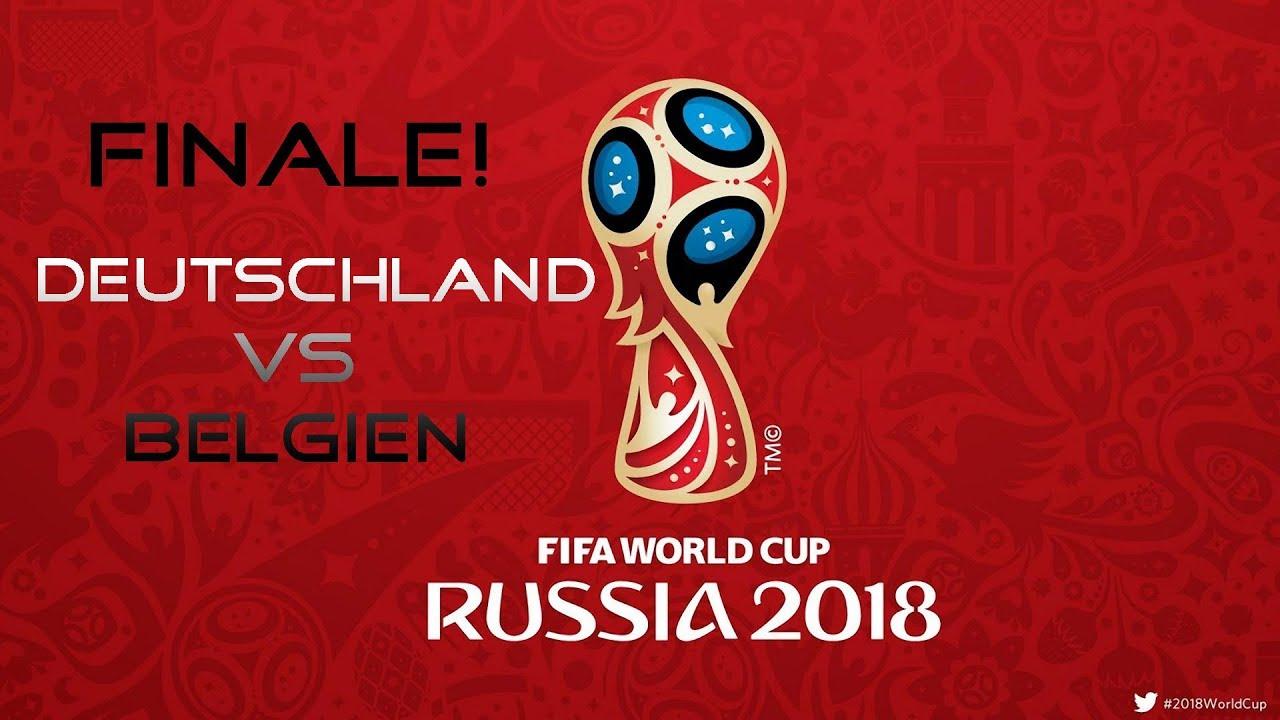 Der Weg zum Titel: FIFA 18 WM-Edition - FINALE - Deutschland vs. Belgien