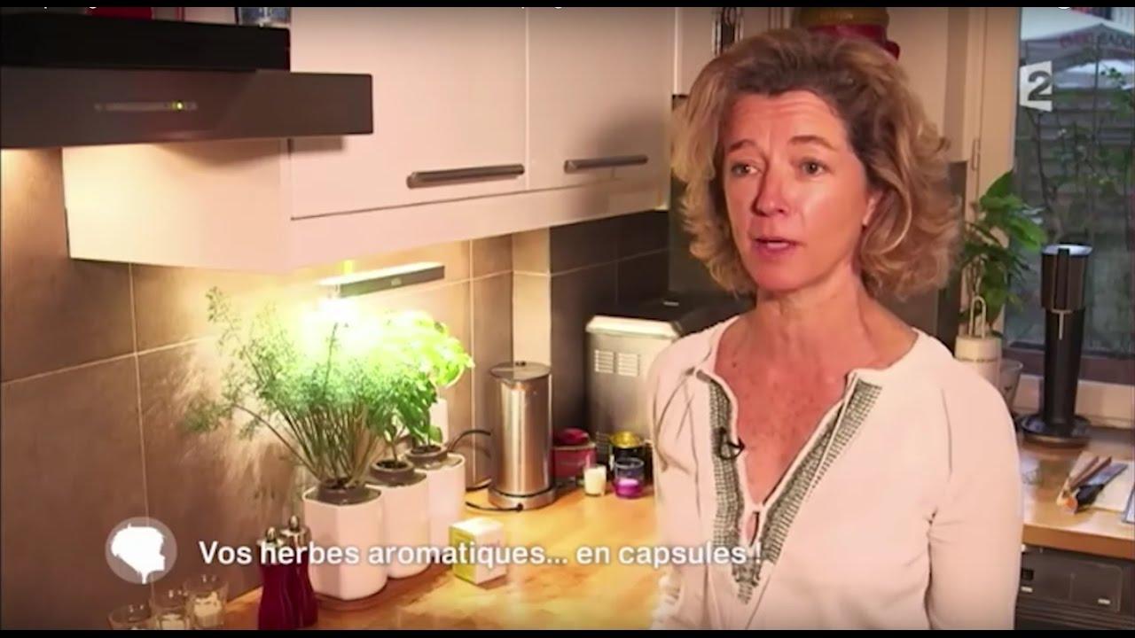 Potager D Intérieur Intelligent : le potager d 39 int rieur de pr t pousser sur c 39 est au programme youtube ~ Nature-et-papiers.com Idées de Décoration