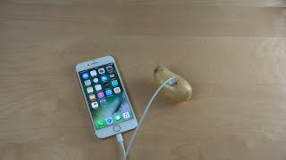Can You Charge an iPhone 7 With a Potato?