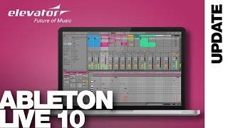 Ableton Live 10 - DAW - Tipps & Tricks (Elevator Vlog 151/1 deutsch)