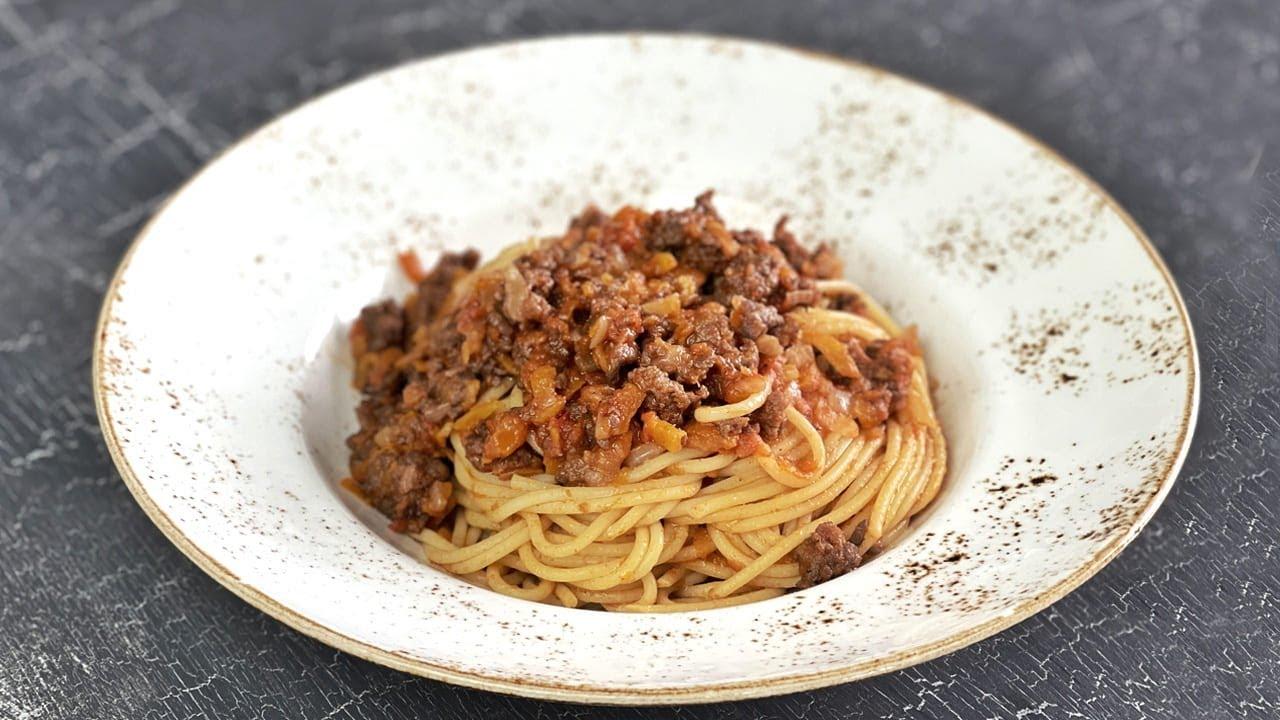 ПАСТА, СПАГЕТТИ БОЛОНЬЕЗЕ, а может макароны по-флотски? 😉 Как бы вы назвали это блюдо? 😄