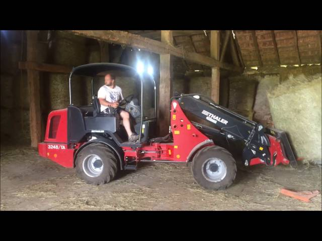 Thaler 3248 TA Valet de ferme