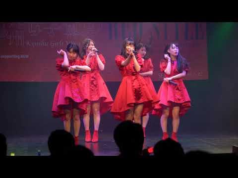 九州女子翼 2020/1/19 「九州女子翼定期公演第二十五片」