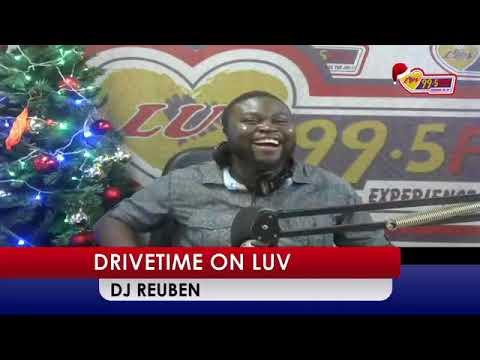 DRIVETIME ON LUV 99.5 FM