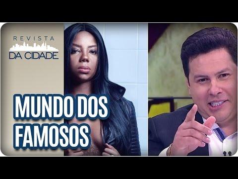 Ludmilla chamada de Macaco, Bruna Marquezine e Neymar - Revista da Cidade (18/01/17)