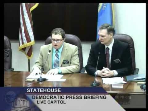 Democratic Press Briefing - 02 Feb 2012
