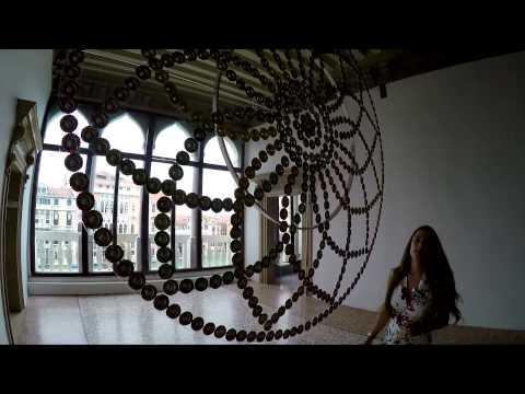 Vita Vitale. Venice Biennale 2015. Azerbaijan Pavilion.