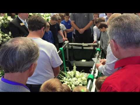 Похороны Маленького мальчика, Tony Orlov 10 Лет