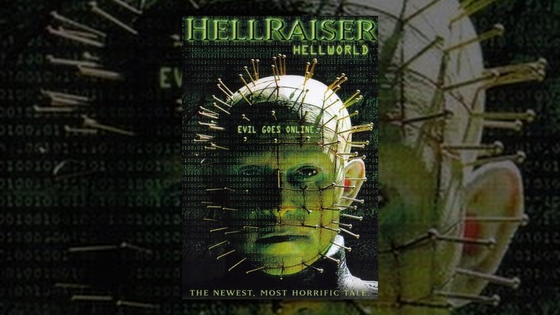 Hellraiser 8: Hellworld - YouTube