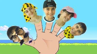 The finger family song and more nursery rhymes songs by Guka Family Show