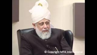 Gulshan-e-Waqfe Nau Nasirat Class: 26th February 2012 (Urdu)