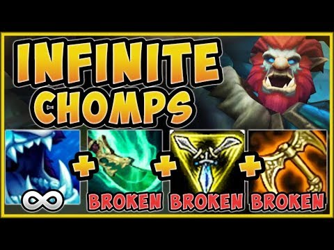 UNBEATABLE STRATEGY! INFINITE Q TRUNDLE IS 100% OPPRESSIVE! TRUNDLE TOP GAMEPLAY! League Of Legends