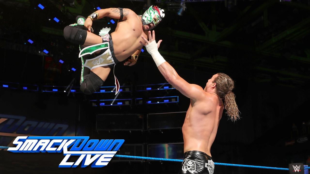 Download Kalisto vs. Dolph Ziggler: SmackDown LIVE, Jan. 31, 2017