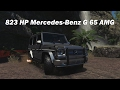 Extreme Offroad Silly Builds - 2013 Mercedes-Benz G 65 AMG (Forza Horizon 3)