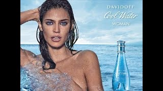 Davidoff Cool Water for Woman Fragrance Review (1996)
