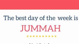 #Jumma #Jummawhatsappstatus Jumma Reminders