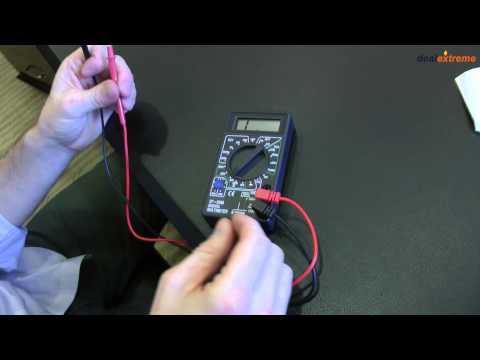 DT-830B Handheld Digital Multimeter For Watch Repair - DealExtreme