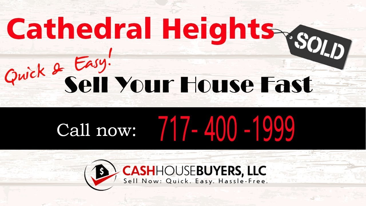 HOW IT WORKS We Buy Houses  Cathedral Heights Washington DC   CALL 717 400 1999   Sell Your House