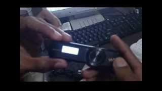 Sony Walkman NWZ-B172F Quick Unboxing