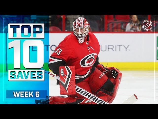 Top 10 Saves from Week 6