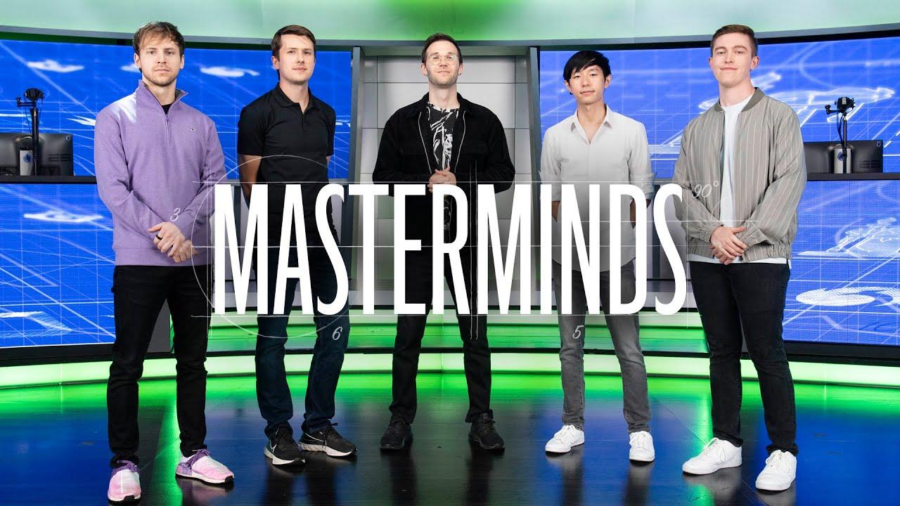 Download Masterminds: Urgot Bot with Kobe, Jatt, Hai, Damonte, and Solo