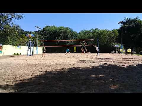Torneio de vôlei de Praia AABB Pato Branco, Dois Vizinhos x Marmeleiro