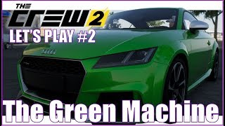 The Crew 2: The Green Machine Let