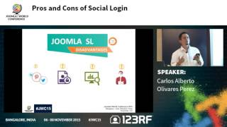JWC15 - Pros and Cons of Social Login