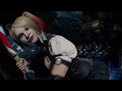 Batman: Arkham VR - Harley's Boobs
