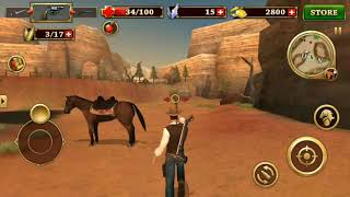 West gunfighter- 2018 new games#cili gammer