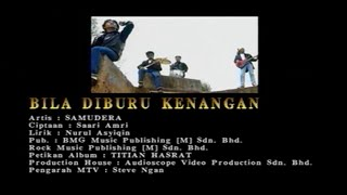 Download Samudera-Bila Diburu Kenangan[Official MV] Mp3