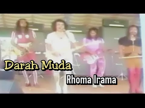 Darah Muda - Rhoma Irama - Original Video Clip of Film