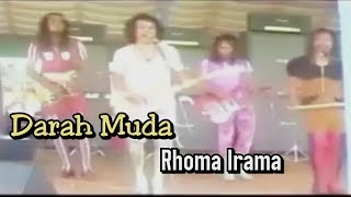 Darah Muda - Rhoma Irama - Original Video Clip of Film