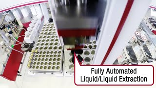 Fully Automated Liquid/Liquid Extraction