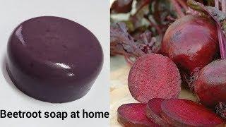 Homemade beetroot soap | Shalu Swthrt | | Glim Korner |