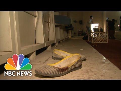 Peshawar School Attack Aftermath | NBC News