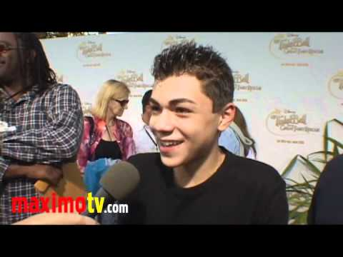 """Adam Irigoyen Interview at """"Tinker Bell And The Great Fairy Rescue"""""""