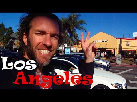 How Expensive is LOS ANGELES, California? & Tour of Hollywood