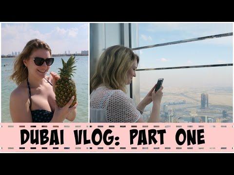 Dubai Vlog Part One   lilmisschickas