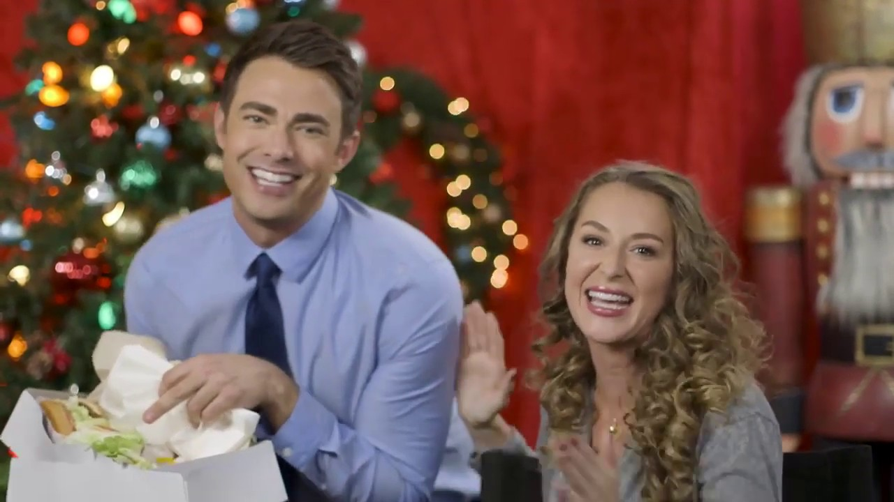 on location christmas made to order by alexa vega daily news youtube on location christmas made to order by alexa vega daily news
