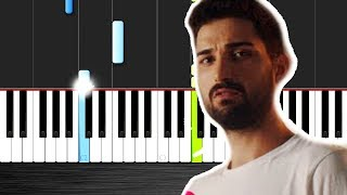 İdo Tatlıses - Bileklerime Kadar Acıyo - Piano Tutorial by VN