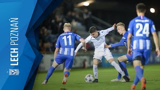 Skrót meczu UEFA Youth League: Hertha - Lech 2:0