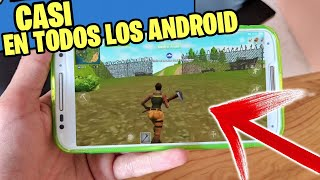 how to download Fortnite in almost any Android / almost all the Android as a play
