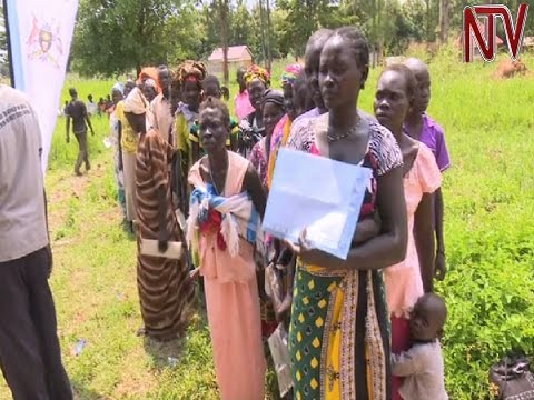 Government and aid agencies reduce food rations to South Sudan refugees as numbers rise