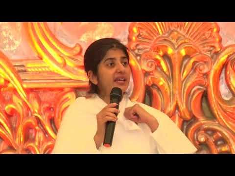 Calm in Chaos - Brahmakumaris Kalkaji - BK Shivani - Session 1
