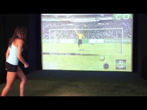 Interactive Soccer Simulator - Visual Sports Systems